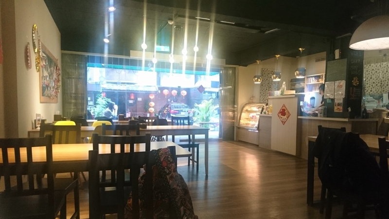 松江南京グルメ陶憩レストラン1