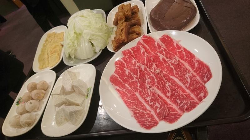 中山駅グルメ火鍋天香回味4
