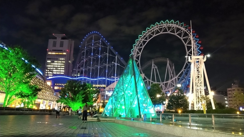 東京ドームFIRST CABINカプセルホテル1