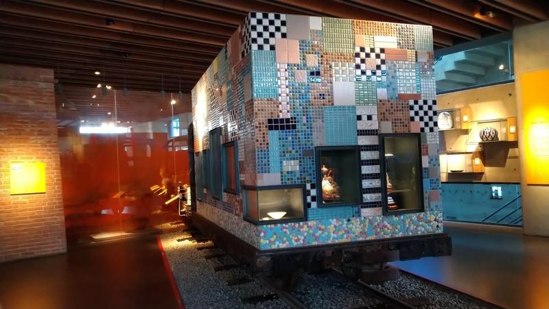 鶯歌観光鶯歌陶瓷博物館6