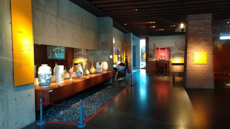 鶯歌観光鶯歌陶瓷博物館7