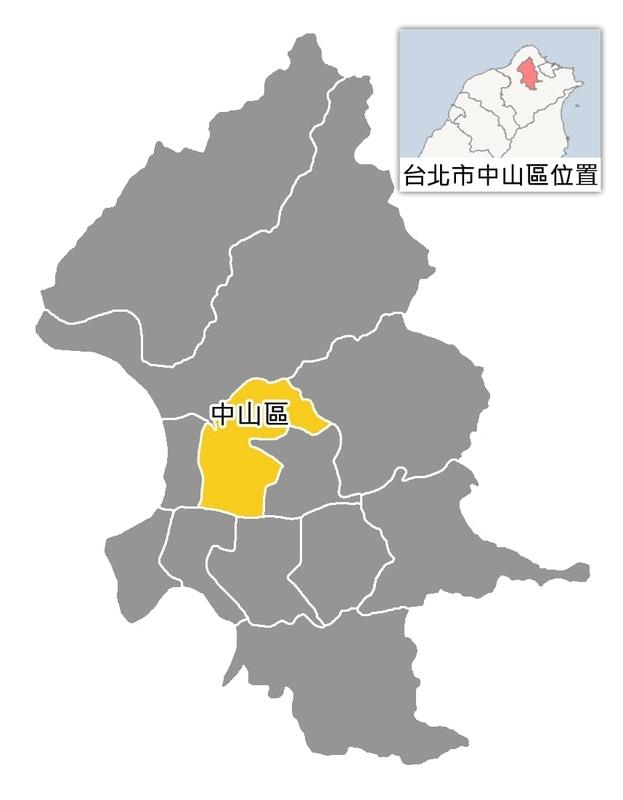 台湾の住まい情報中山エリア