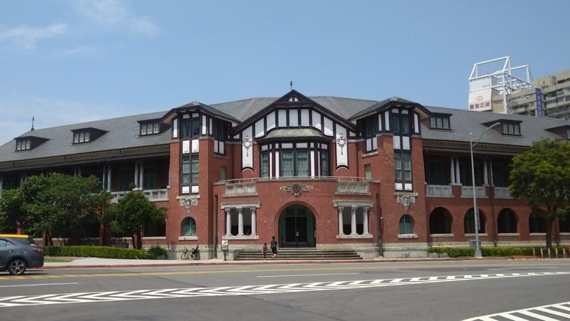 国立台湾博物館‐鉄道パーク1