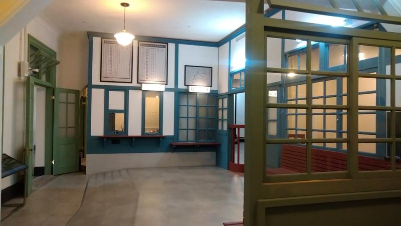 国立台湾博物館‐鉄道パーク11