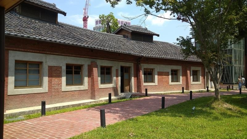 国立台湾博物館‐鉄道パーク15