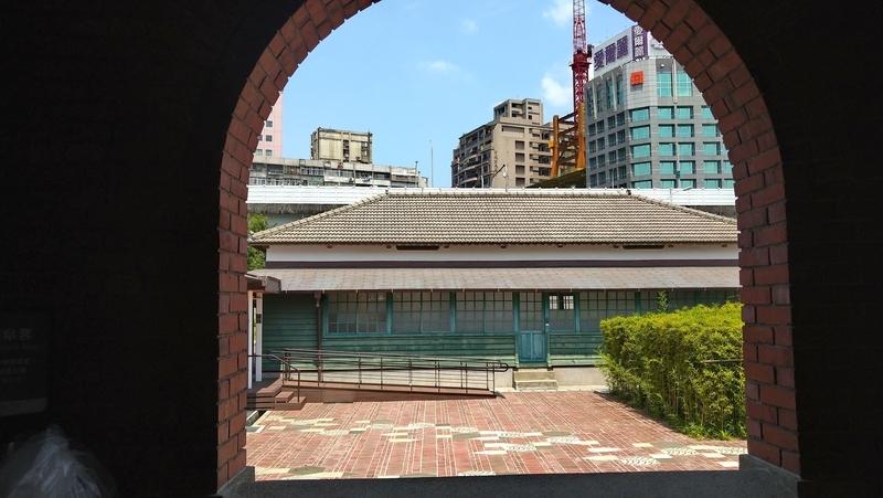 国立台湾博物館‐鉄道パーク16