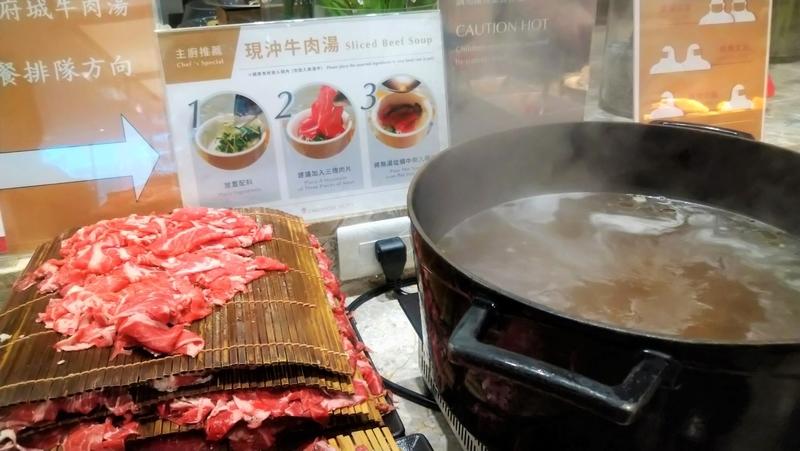 レークショアホテル・台南館朝食5