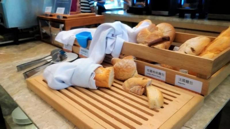 レークショアホテル・台南館朝食10