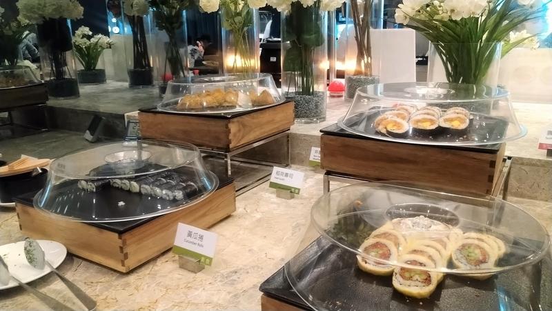 レークショアホテル・台南館朝食12