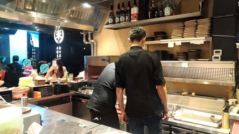 焼肉屋オススメ米碳火燒肉小酒館(三重店)1
