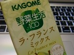 KAGOME野菜生活100ラ・フランスミックス