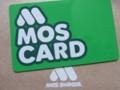 MOS CARD