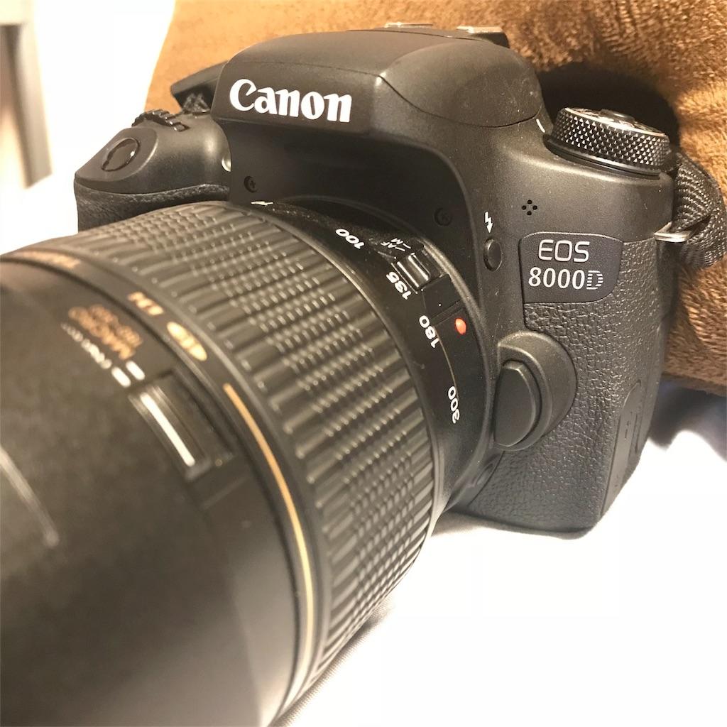 CANON EOS8000D