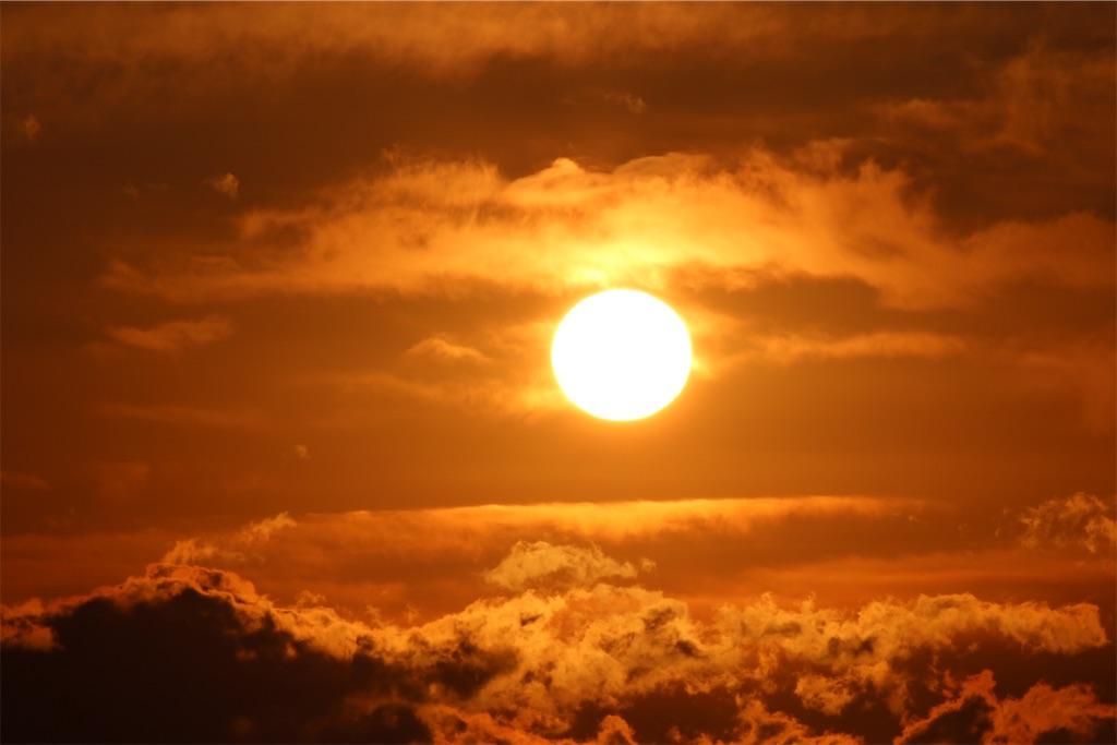 仙台・八木山で拝んだ初日の出