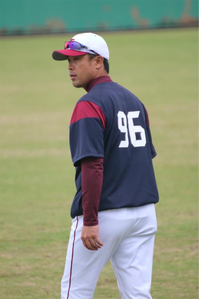 鉄平コーチ