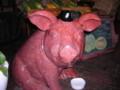 [ブタ][豚]テルツィーナ トラットリア・ピッツェリア