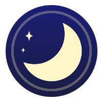 目の保護 ロゴ