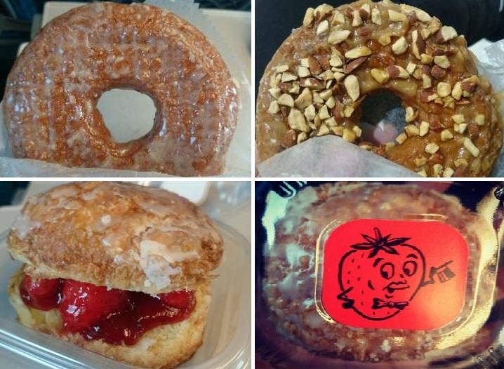 ドーナツ 3種類