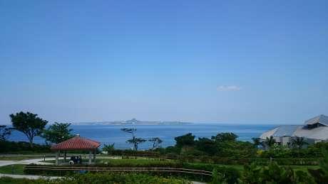 海沿いの景色