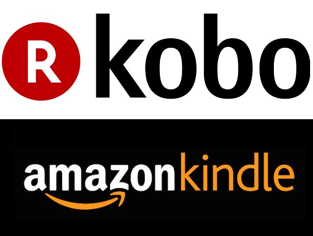 KoboとKindle