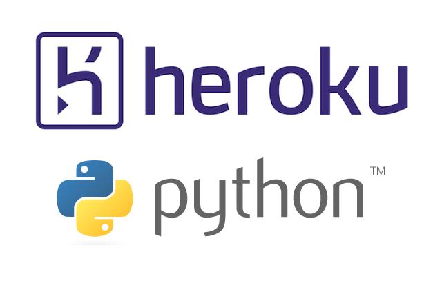 Heroku×Python3