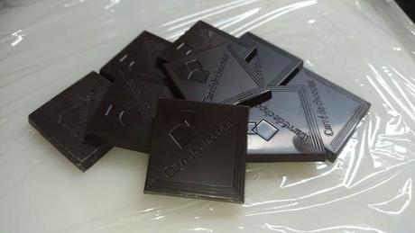 チョコを準備