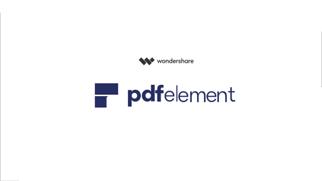 PDFelementロゴ