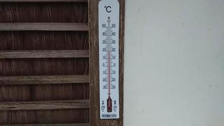 気温20℃