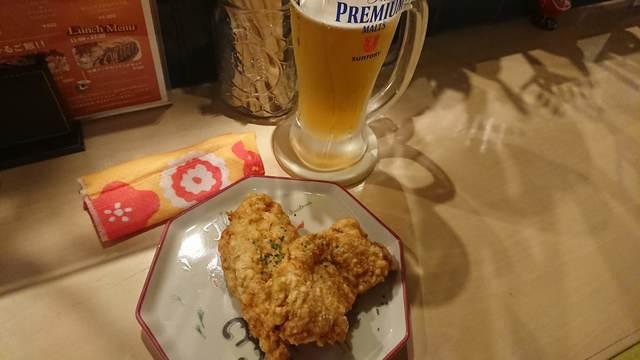お試しセット ビールとチキン