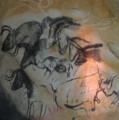 ショーヴェ洞窟壁画(レプリカ)