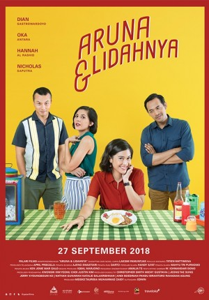 Nonton Movie Online Aruna dan Lidahnya (2018) Film Drama Romantis LK-21.info