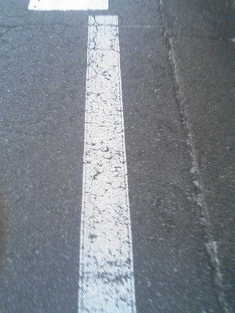 個別「白線」の写真、画像 - ロ...