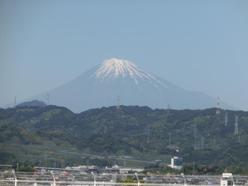 富士山@イオン清水