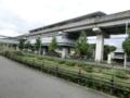 アストラムライン大塚駅ホーム