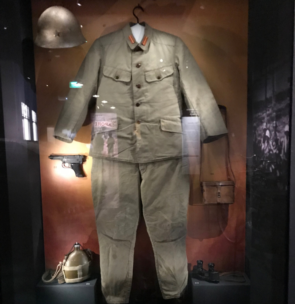 日本兵装備