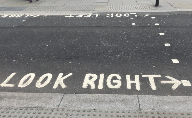 ロンドン道路