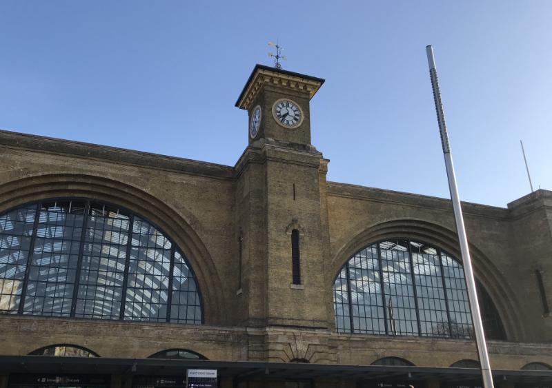 キングストン駅
