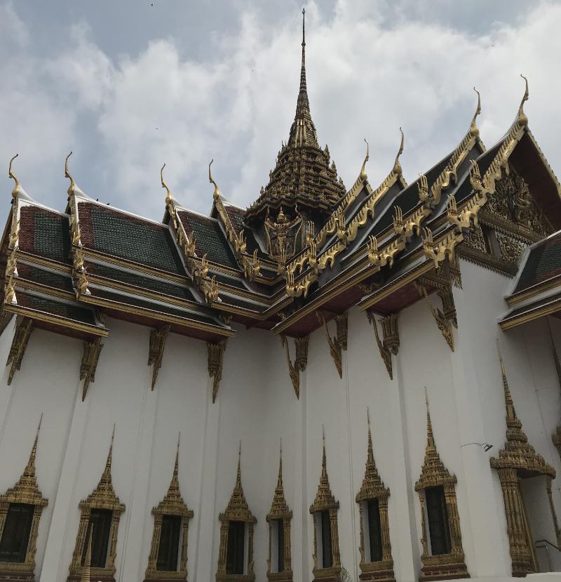 ドゥシットマハープラサート宮殿