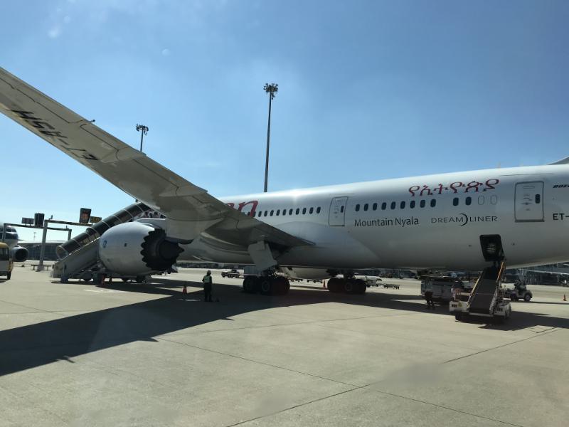 エチオピア航空2