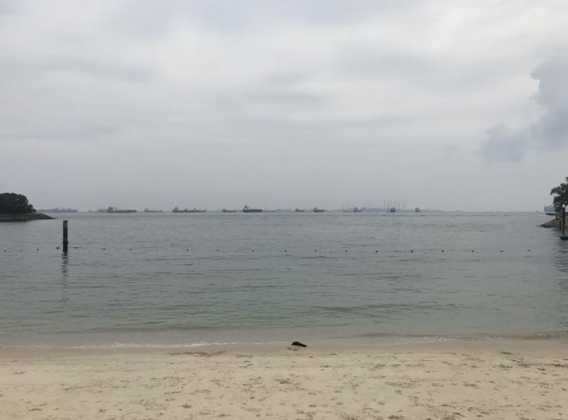セントーサビーチ