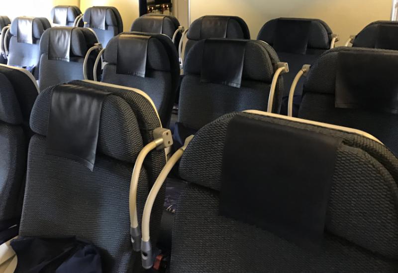 ANAプレミアムエコノミー座席