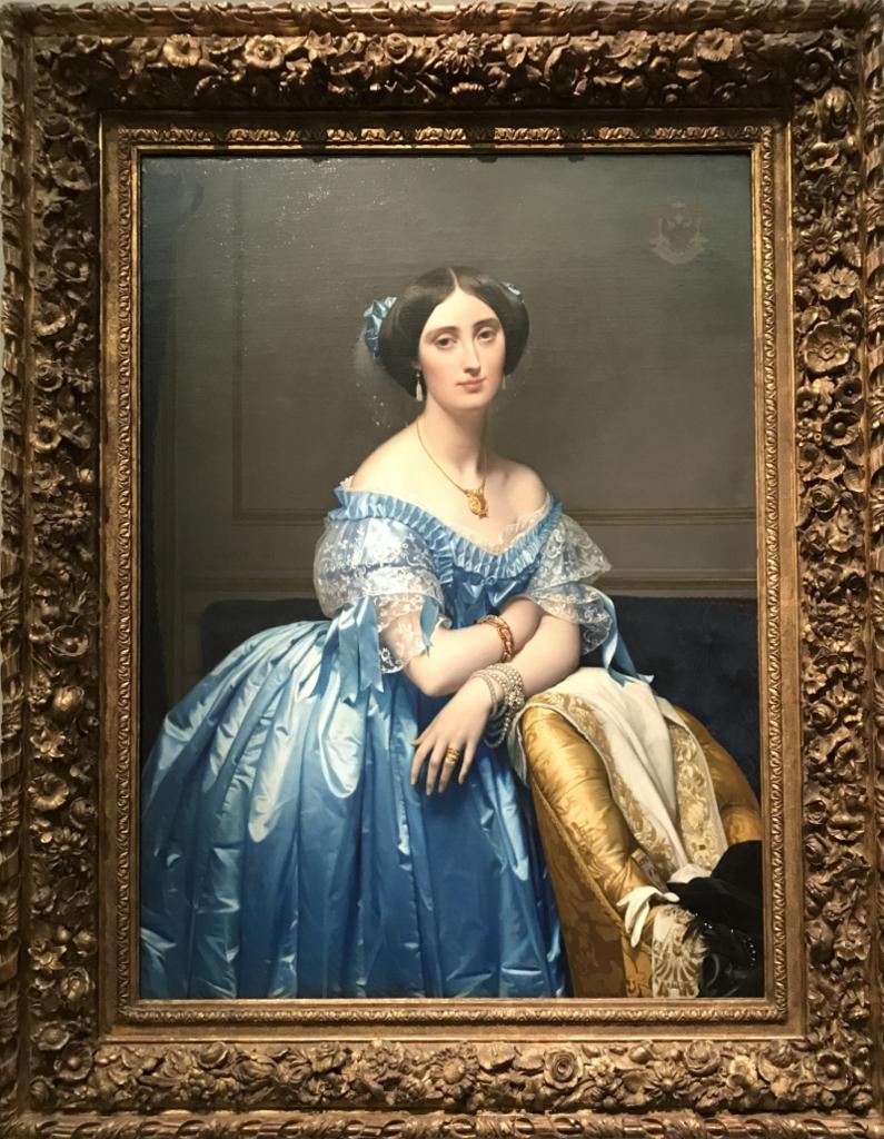 ド・ブロイ公爵夫人