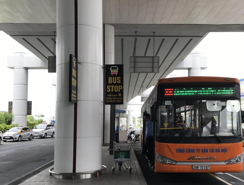 86番バス停