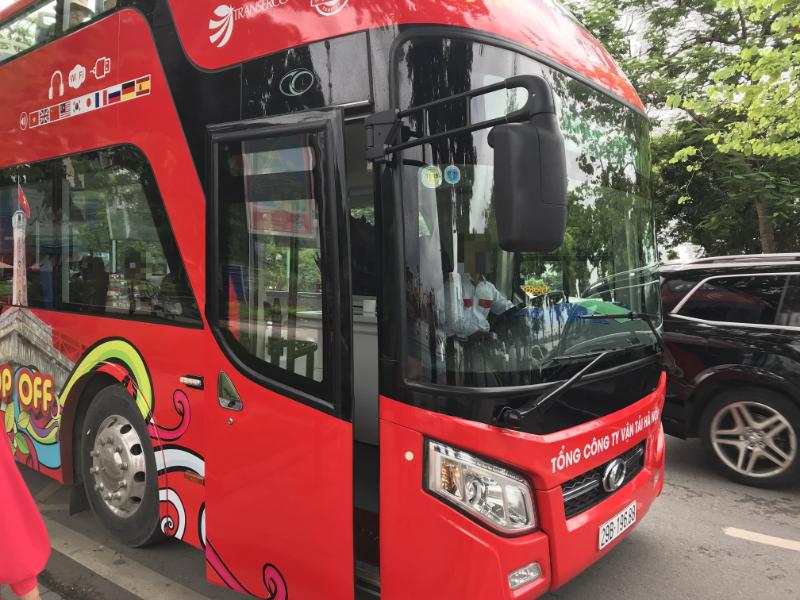 HoponHopoffバス