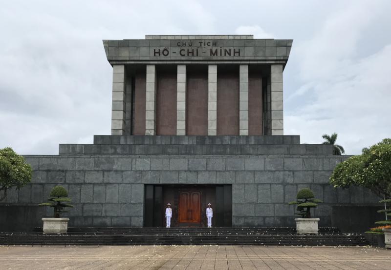 ホーチミン廟2