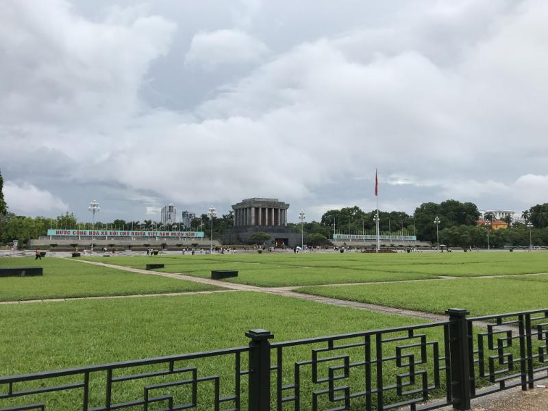 ホーチミン廟3