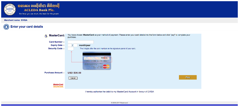 e-visaApplication9
