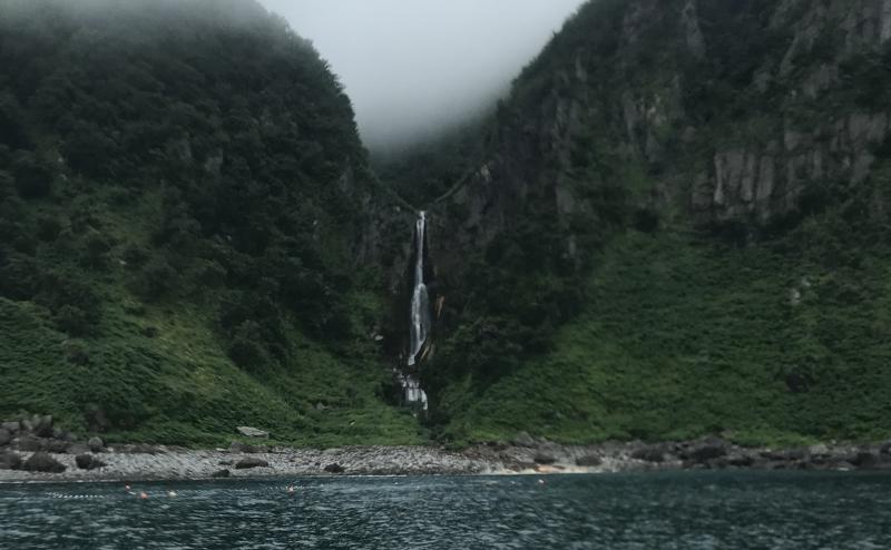 ヨウシペツの滝