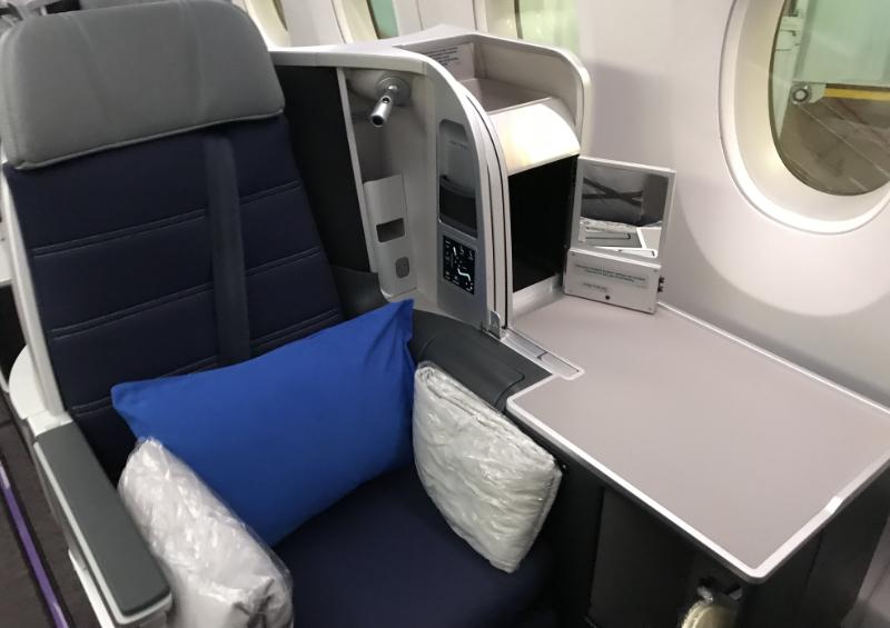 マレーシア航空ビジネスクラス2n