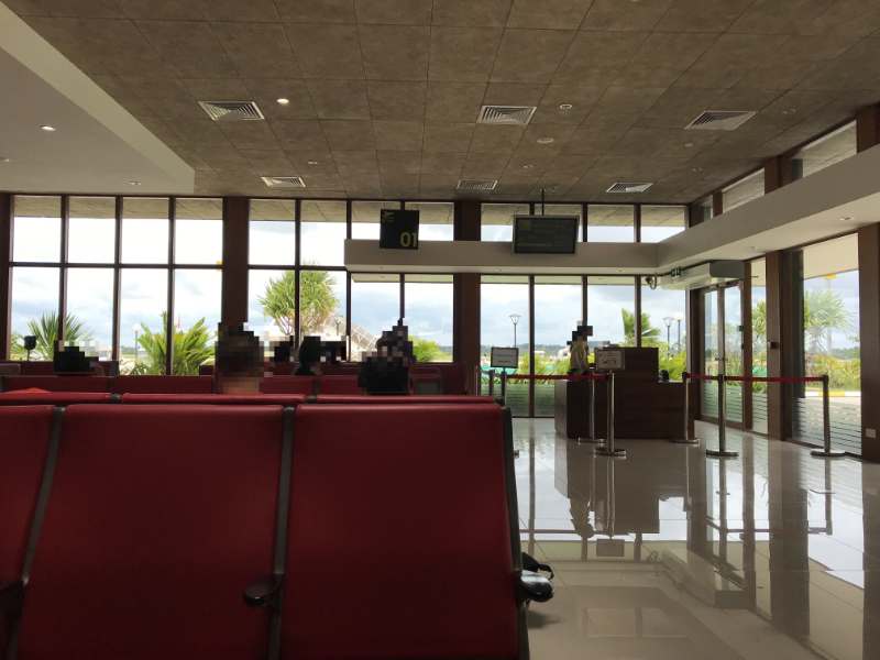 SiemReapInternationAirportGate